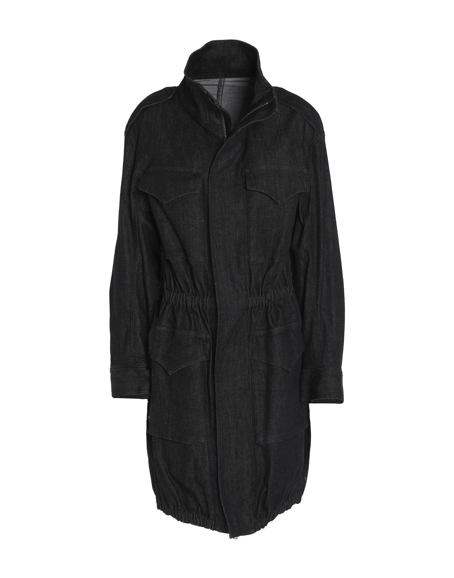 NORMA KAMALI Джинсовая верхняя одежда цена 2017