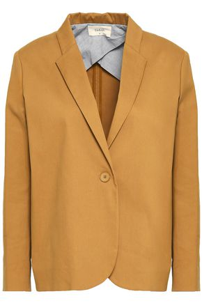 BA&SH Stretch-cotton blazer