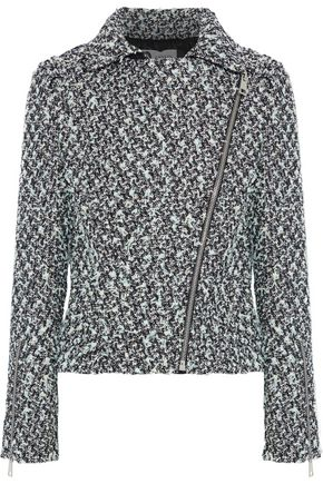 LANVIN Metallic bouclé-tweed jacket