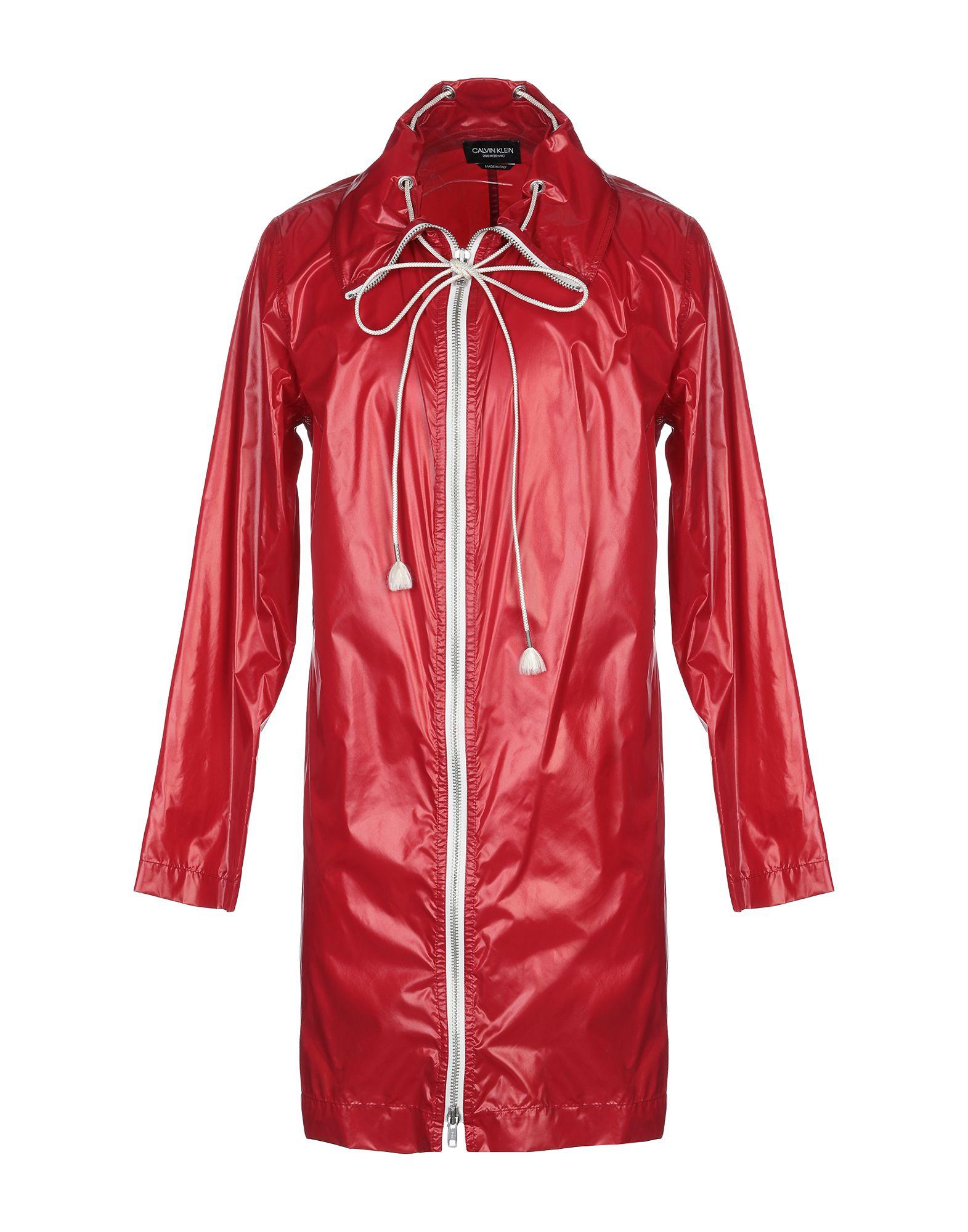 CALVIN KLEIN 205W39NYC Легкое пальто calvin klein 205w39nyc пиджак