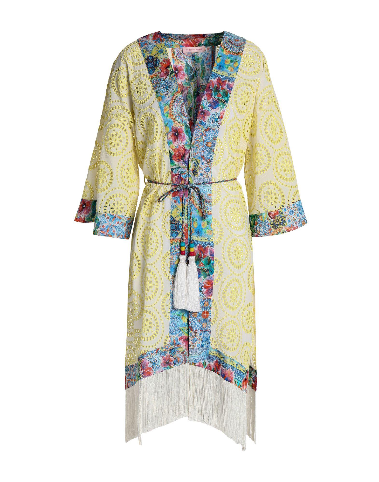 MATTHEW WILLIAMSON Пляжное платье