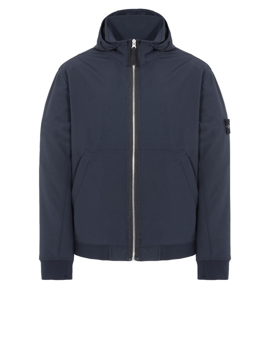 STONE ISLAND Jacket 43427 LIGHT SOFT SHELL-R