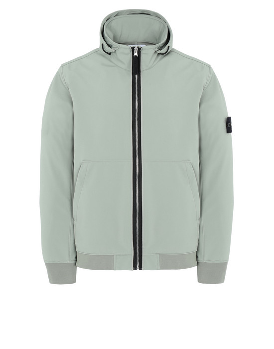 STONE ISLAND Jacke 43427 LIGHT SOFT SHELL-R