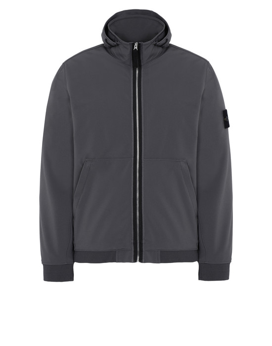 Jacket 43427 LIGHT SOFT SHELL-R  STONE ISLAND - 0