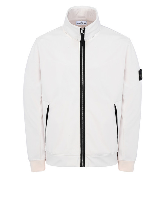 Jacket 43327 LIGHT SOFT SHELL-R  STONE ISLAND - 0