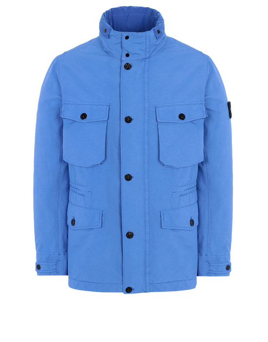 Mid-length jacket 44549 DAVID-TC STONE ISLAND - 0