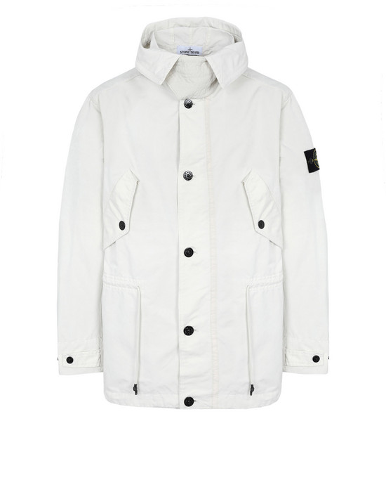 Mid-length jacket 44449 DAVID-TC STONE ISLAND - 0
