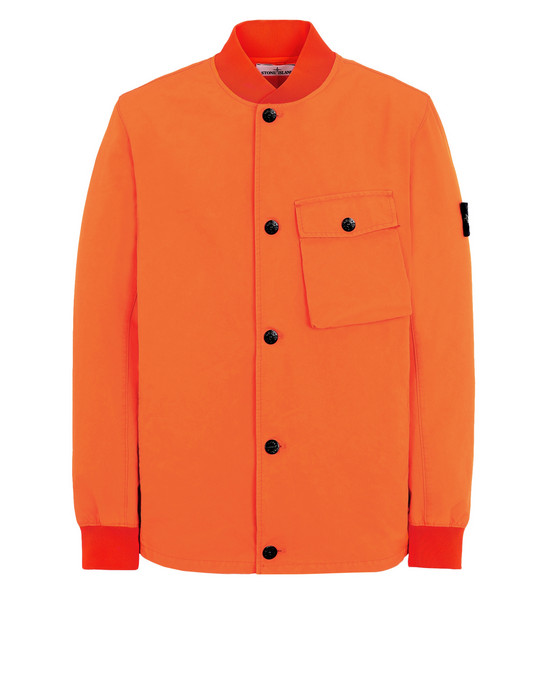 STONE ISLAND Jacket 44648 DAVID FLUO