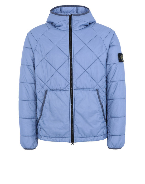 STONE ISLAND Куртка 40324 GARMENT DYED QUILTED MICRO YARN