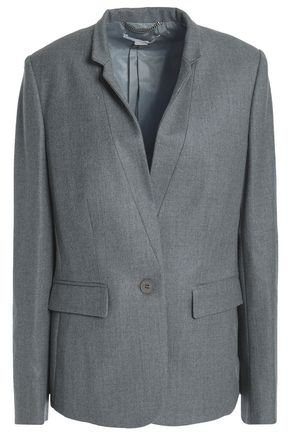 STELLA McCARTNEY Wool-blend blazer