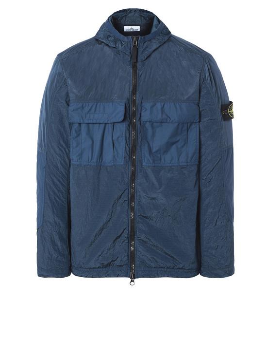 STONE ISLAND Jacket 43632 NYLON METAL WATRO RIPSTOP