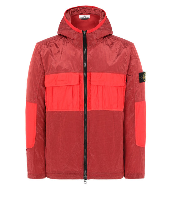 Jacket 43632 NYLON METAL WATRO RIPSTOP STONE ISLAND - 0