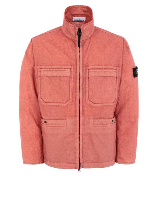 Jacket 44333 LINO RESINATO-TC STONE ISLAND - 0
