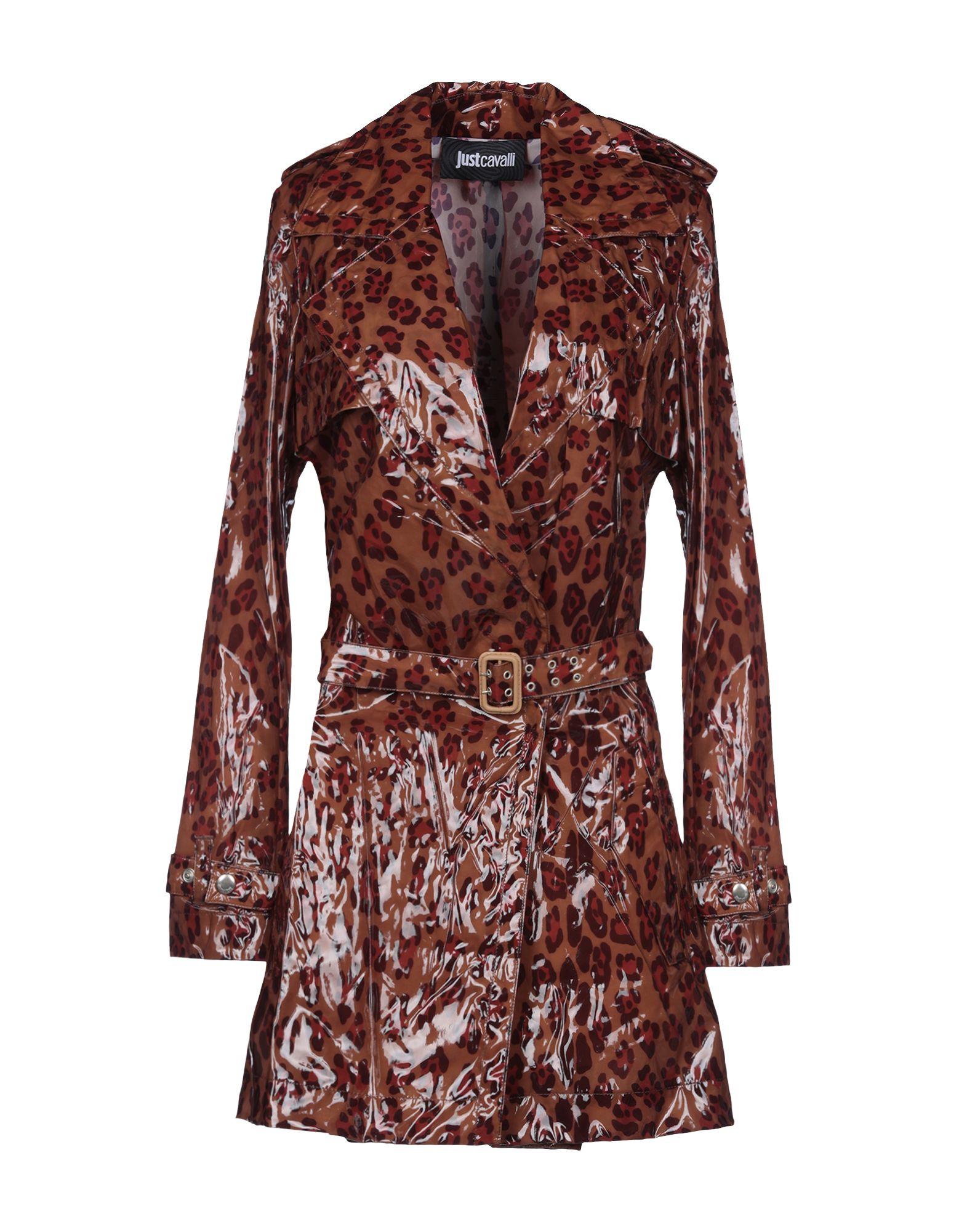 JUST CAVALLI Легкое пальто пальто class cavalli пальто короткие