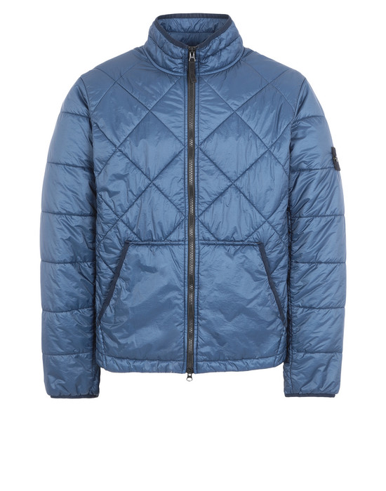 STONE ISLAND Куртка 40424 GARMENT DYED QUILTED MICRO YARN