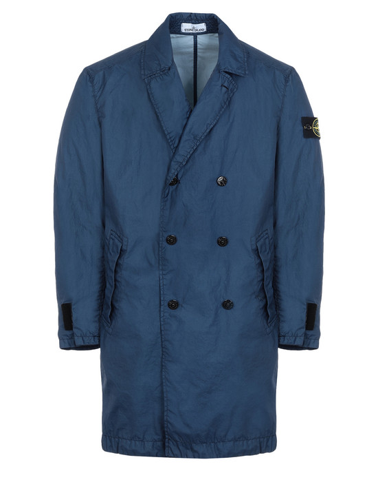 LONG JACKET 70223 MEMBRANA 3L-TC STONE ISLAND - 0
