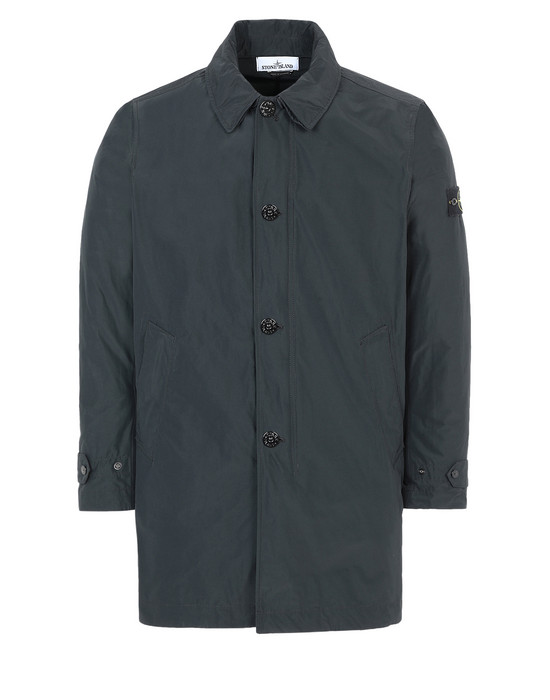 LONG JACKET 70422 MICRO REPS STONE ISLAND - 0