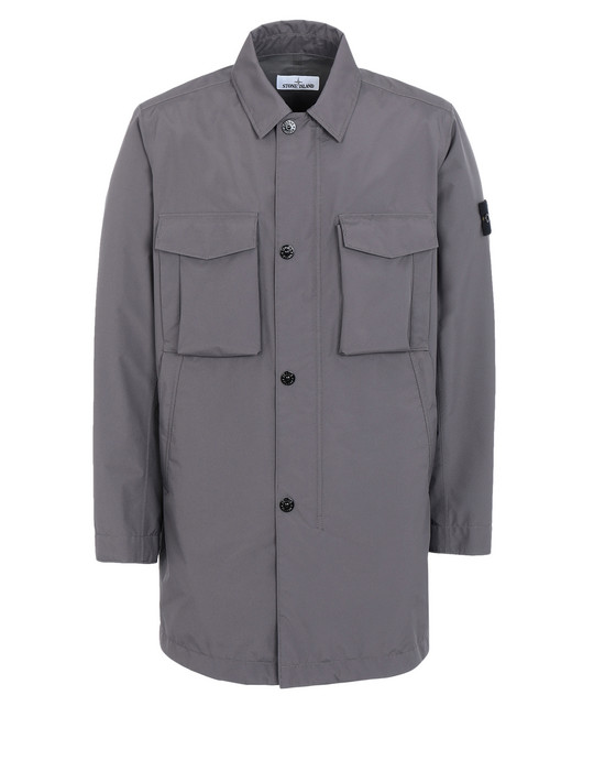 STONE ISLAND LONG JACKET 70720 GORE-TEX WITH PACLITE® PRODUCT TECHNOLOGY_PACKABLE