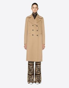 Double Kashmir Coat