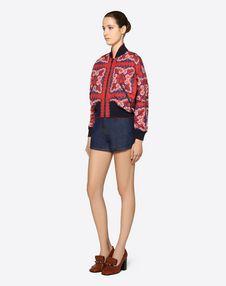 Mini Bandana Down Jacket