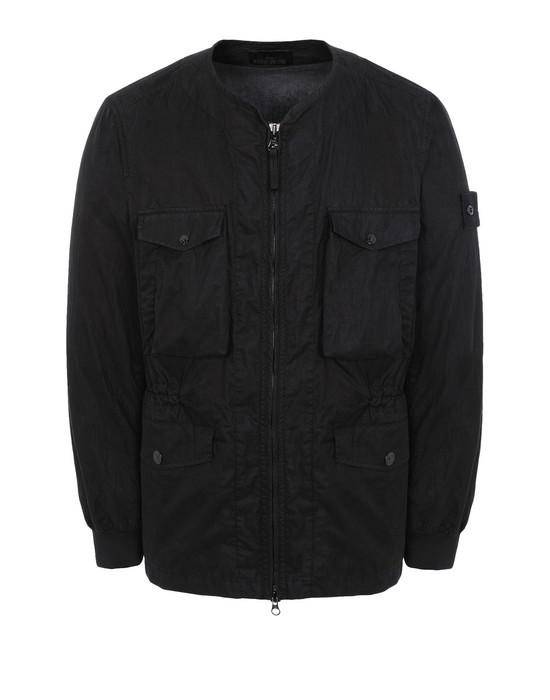 STONE ISLAND Jacket 406F1 GHOST PIECE_50 FILI RESINATA