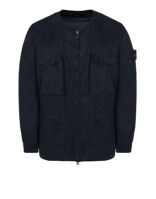 Куртка 406F1 GHOST PIECE_50 FILI RESINATA STONE ISLAND - 0