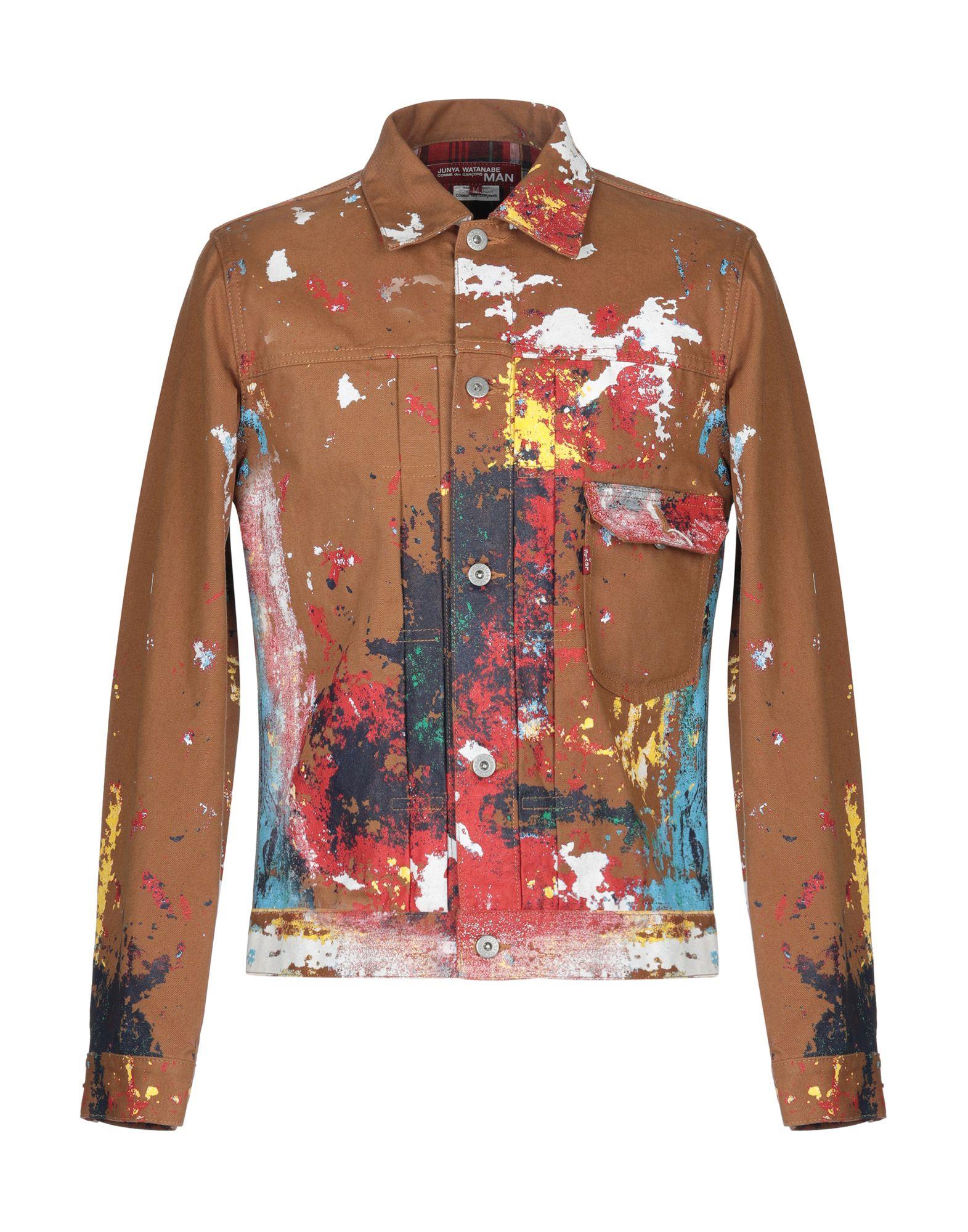 где купить JUNYA WATANABE COMME des GARÇONS MAN X LEVI'S Куртка по лучшей цене