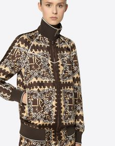 Mini Bandana Twill Jacket