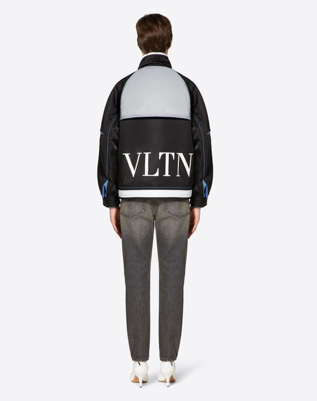 VLTN Bright Nylon Down Coat