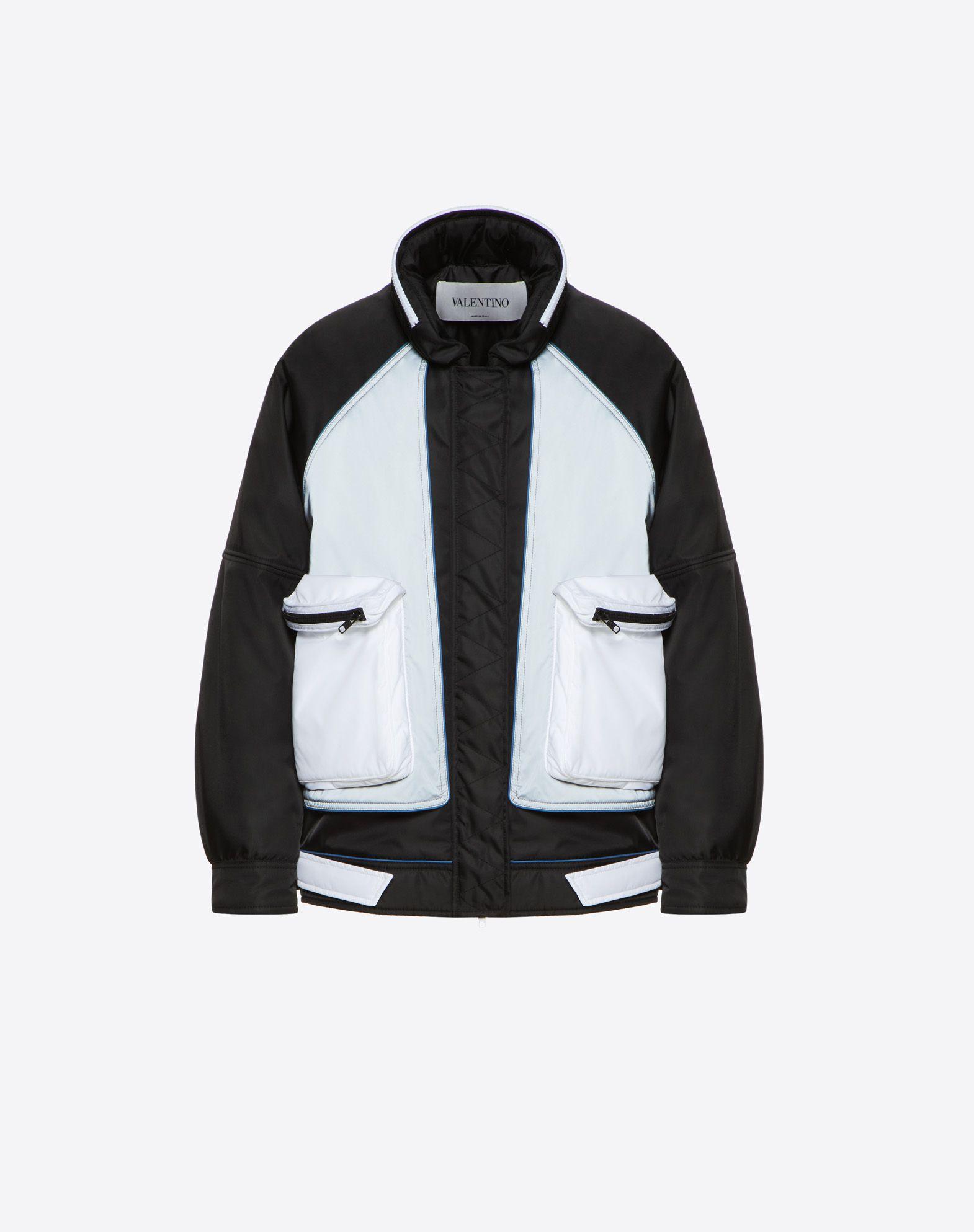 VLTN Bright Nylon Down Coat