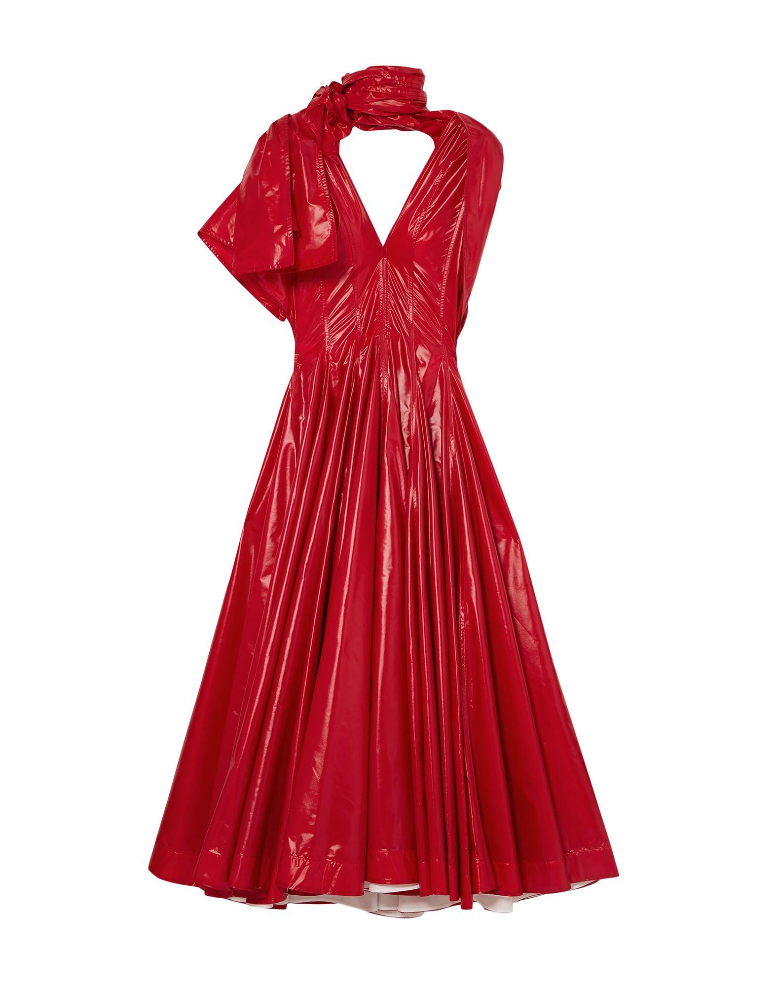 CALVIN KLEIN 205W39NYC Длинное платье