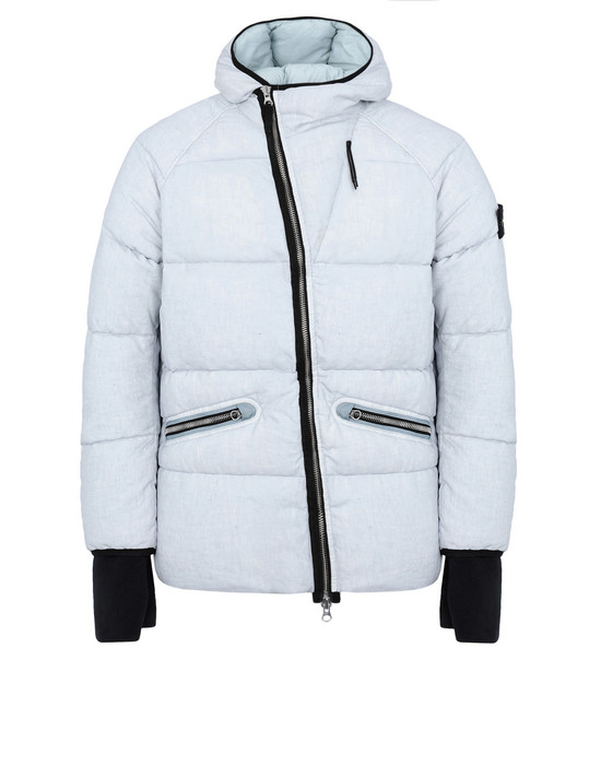 Down jacket 42233 LINO RESINATO DOWN-TC  STONE ISLAND - 0