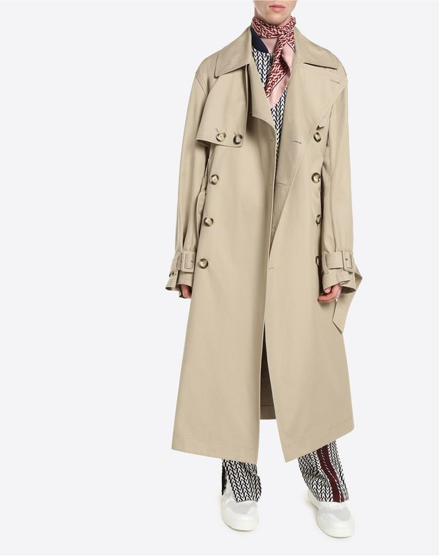 TRENCH OVER FIT