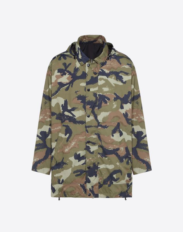 WINDBREAKER  OVER STAMPA CAMOUART