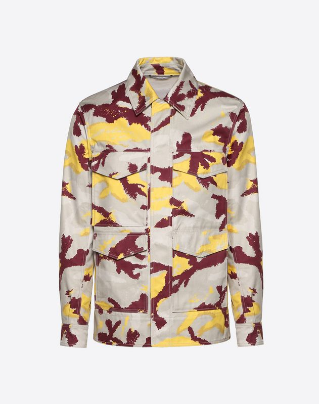 OUTERWEAR SHIRT STAMPA CAMOUART