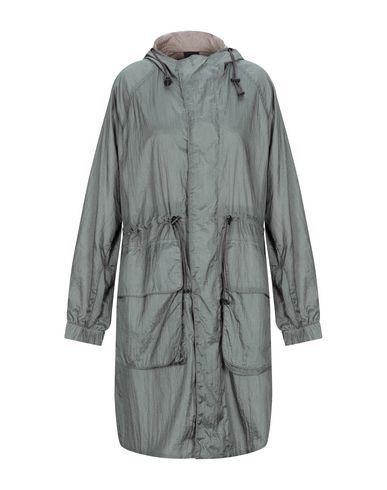 Купить Легкое пальто от OOF цвет зеленый-милитари