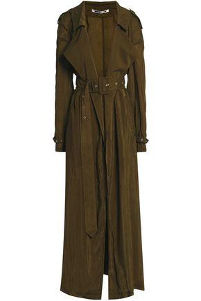 McQ Alexander McQueen Woven trench coat