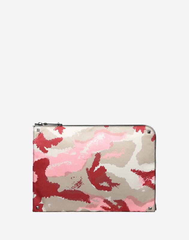 Camo Art Document Holder