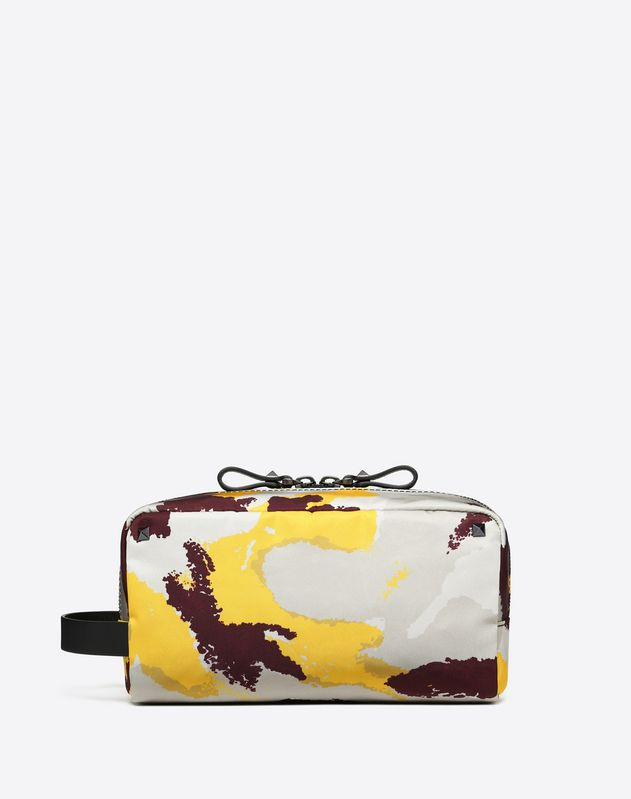 Camo Art Toiletry Bag