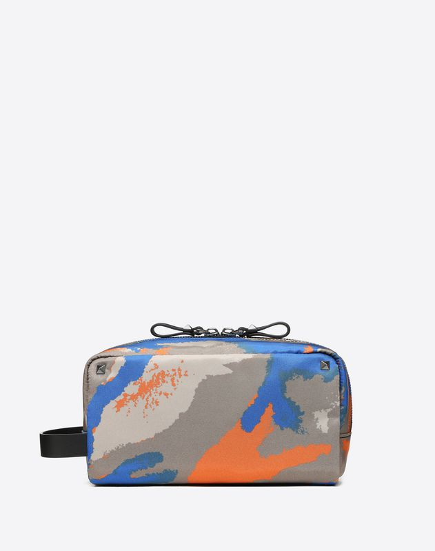 Camouart Toiletry Bag