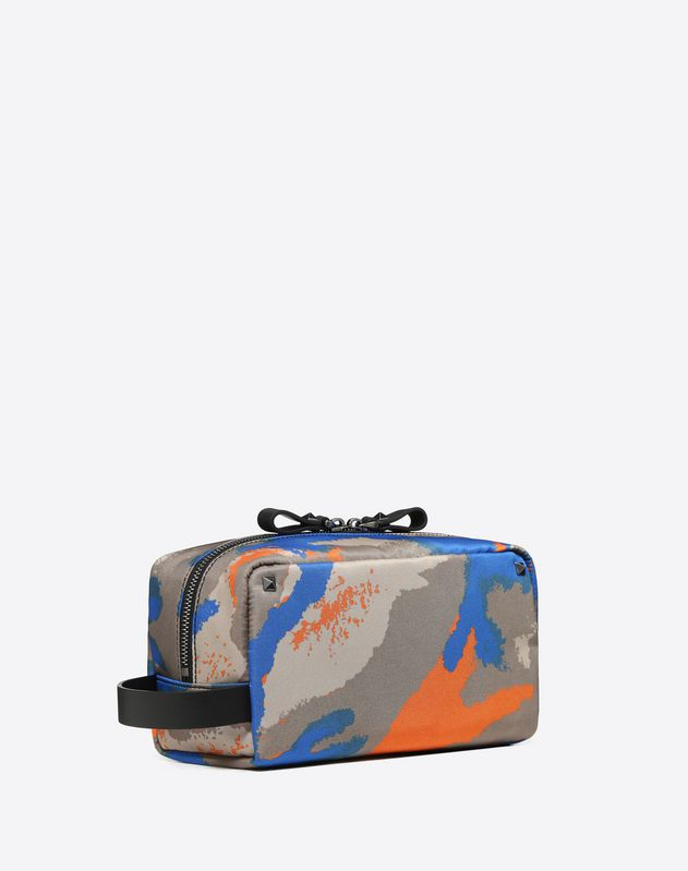 Trousse de toilette Camo art