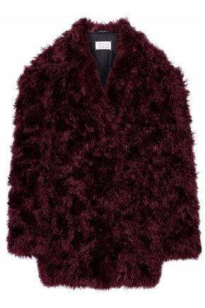 MM6 MAISON MARGIELA Mohair coat