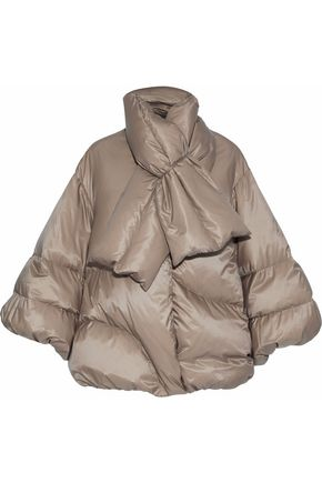 MAISON MARGIELA Quilted shell down coat
