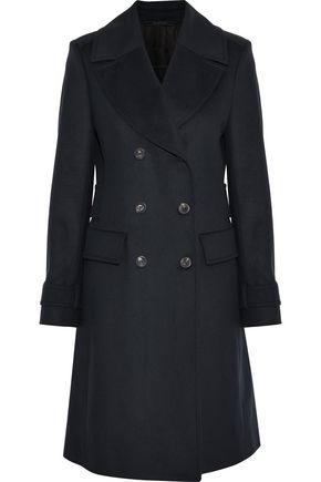 BELSTAFF Delmere double-breasted wool and cashmere-blend coat