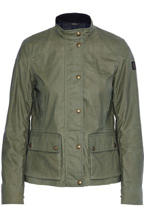 BELSTAFF Longhan coated-cotton jacket