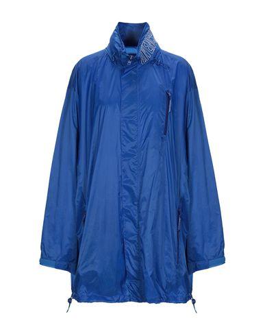 Купить Женскую куртку  ярко-синего цвета