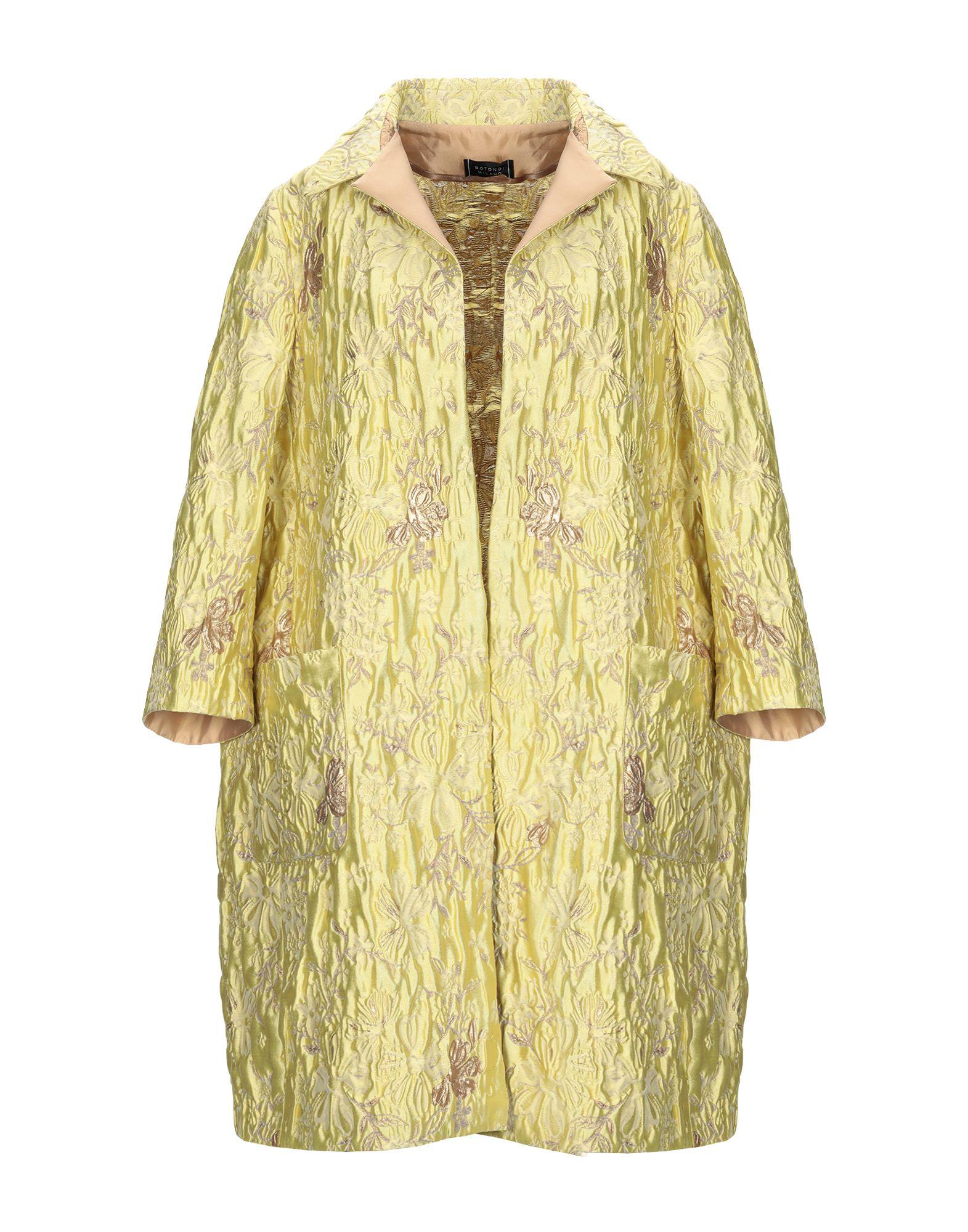BOTONDI MILANO Легкое пальто larusmiani milano легкое пальто