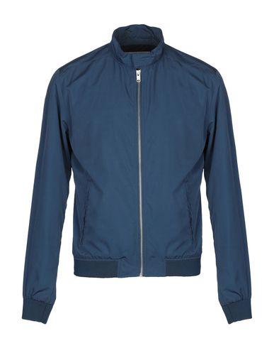 Купить Мужскую куртку  пастельно-синего цвета