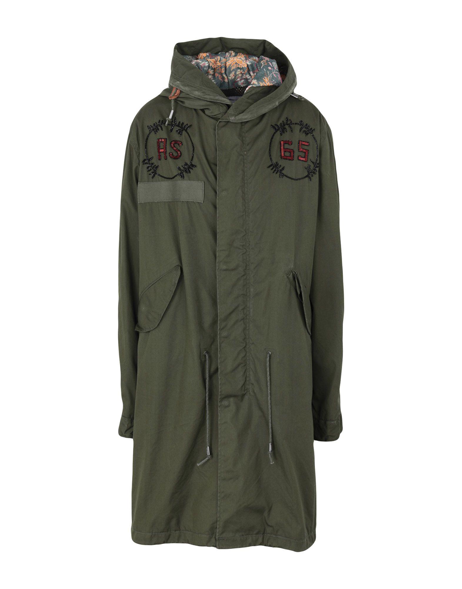 AS65 Легкое пальто