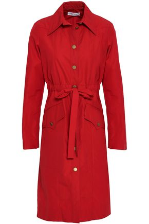 SONIA RYKIEL Cotton-poplin trench coat